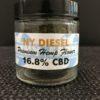 3.5 Grams NY Diesel CBD Flower