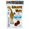Giraffe Nuts Infused Caramels | Atlantic Sea Salt | 15mg Hemp CBD per piece - 10 Pieces Per package