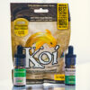 500mg Mint Flavor 1 Sativa & 1 Indica 2 Bottle Bundle w/ 20ct Koi Gummies