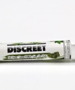 Discreet Relax 500mg CBD Hemp Pre-Rolls Natural Flavor