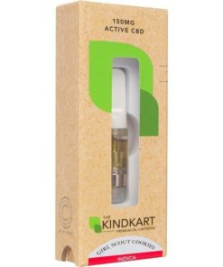Girl Scout Cookie Indica Kind Kart - 0.5ML 150MG