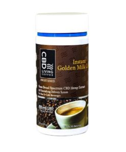 Instant Golden Milk Coffee