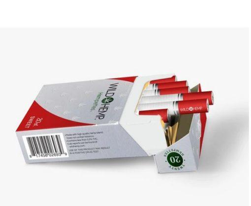 CBD Hempettes Sweet Flavor 1 pack