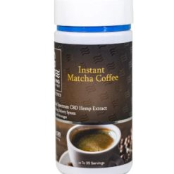 Instant Matcha Coffee