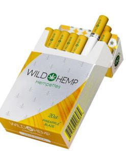CBD Hempettes Pineapple Blaze Flavor 1 pack