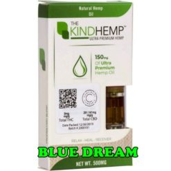Blue Dream The Kind Hemp – Vape Cartridge