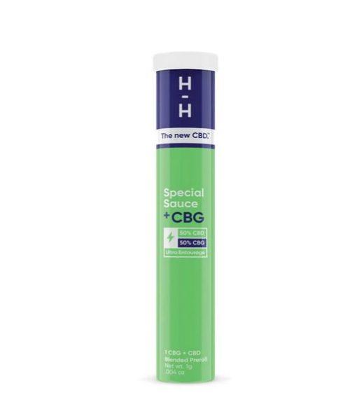 HH Preroll - CBG+Special Sauce