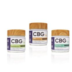 HH CBD+CBG Flower Trio Set B
