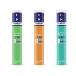 HH CBD+CBG Prerolls Trio Set B